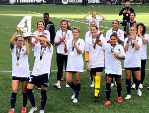 2018 Champions NC Courage